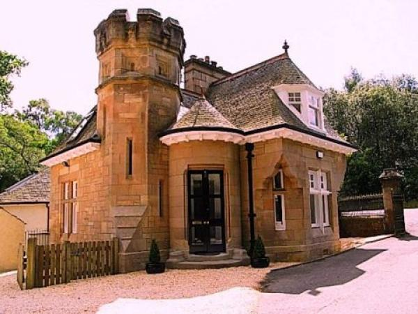 Dalnair Castle Lodge Drymen Wedding Venues