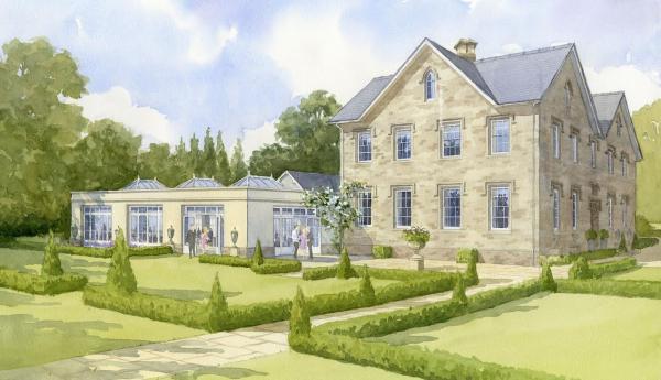 Lemore Manor Hereford Wedding Venues