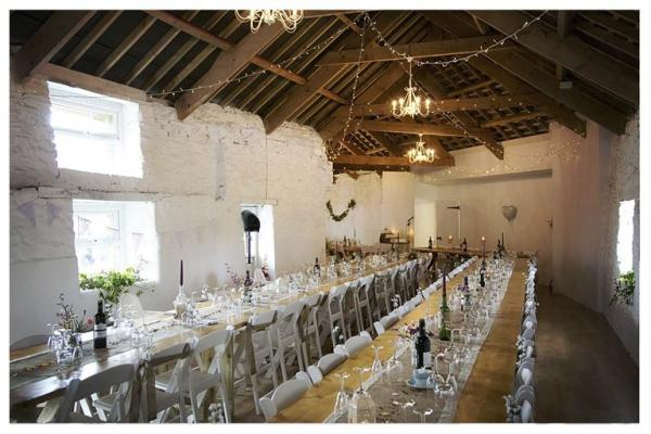 The Old Barn At The Milky Way Clovelly Wedding Venues