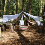 Camp Katur Outdoor Ceremony