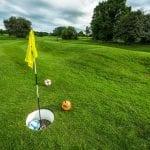 Addington Court Golf Club AddingtonCourtGC MagicHourGolf May2014 FOOTGOLF 72dpi send 2