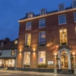 Chichester Harbour Hotel Night