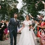 Dale Farm Weddings Katy & Tom Wedding Dale Farm, Yorkshire Wedding Photography by Barry Forshaw 1