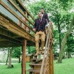 Dale Farm Weddings treehouse 19