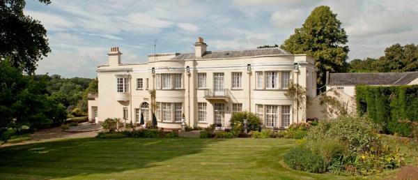 Glenfall House, Cheltenham wedding venues