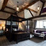 Weston Hall Wedding Venue Stafford bedroom
