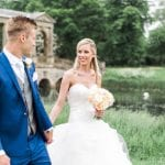Villiers Hotel wedding venue Buckinghamshire Bride and Groom