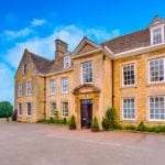 Barton Hall wedding venue Northamptonshire outdoor