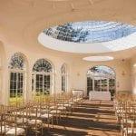Barton Hall wedding venue Northamptonshire ceremony
