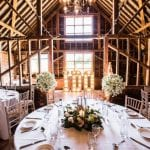 Stanlake Park & Vineyard wedding venue Berkshire table and chairs I DO