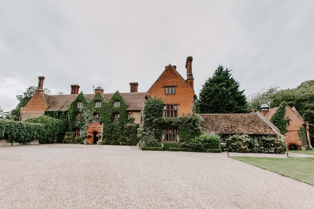 Woodhall Manor Wedding Venue