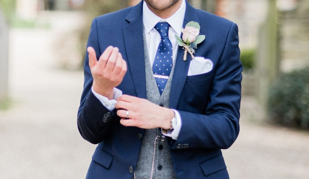 The Ultimate Wedding Photography Checklist Groomswear 4
