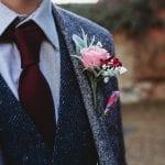 Whitfield & Ward Groomswear buttonhole 1