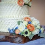 Elite Cake Designs Wedding cake design 1