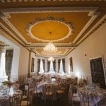 Bourton Hall Wedding Breakfast