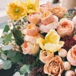 Avant Garden Spring wedding flowers march 1
