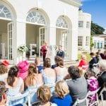 Rockbeare Manor Outdoor Ceremony 9
