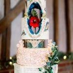 Camilla J Hards Wedding Photographer wedding cake