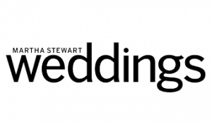 Martha Stewart weddings logo for better for worse