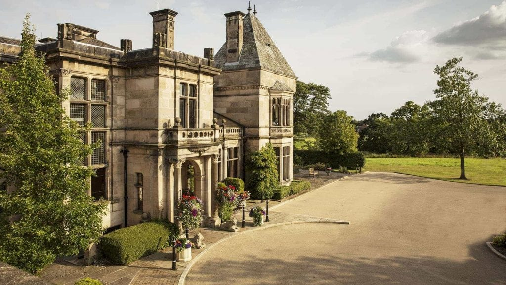 Rookery Hall Wedding Venue Cheshire House and Grounds