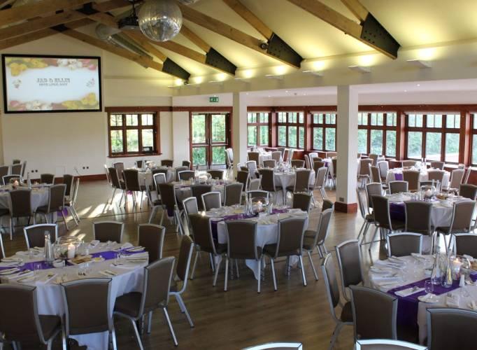 Trailfinders Sports Club Wedding Venue