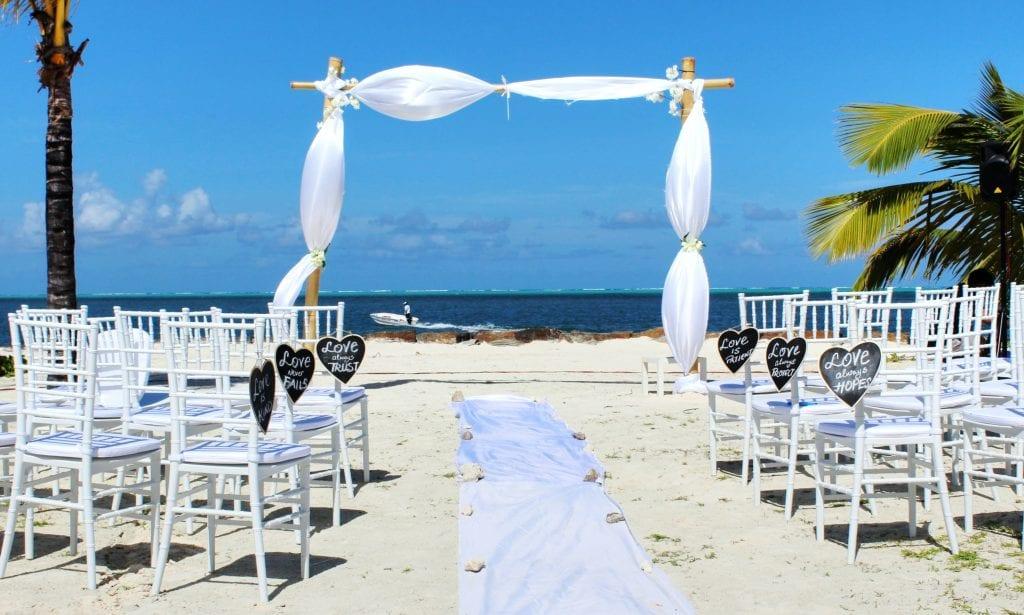 overseas wedding venue