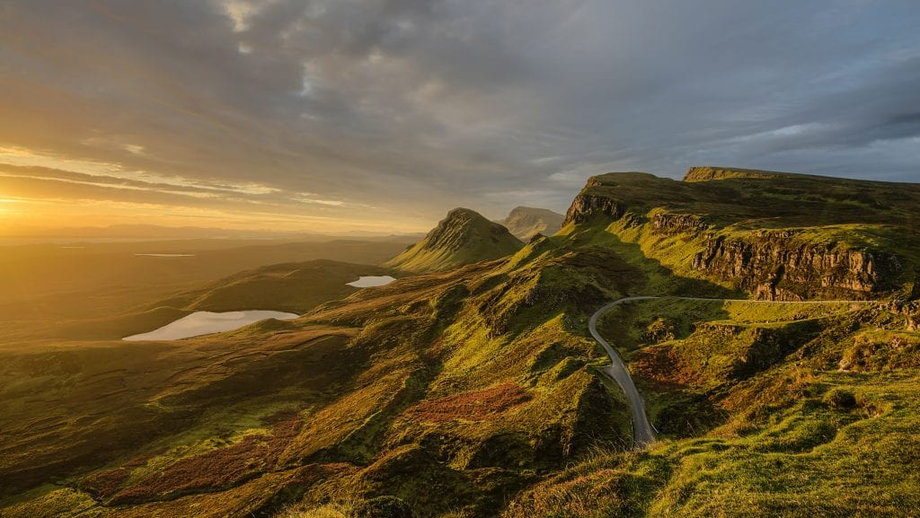Amazing UK Honeymoon Destinations for Scotland 10