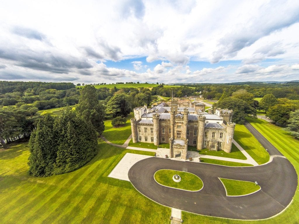 Hensol Castle Wedding Venue House and Grounds
