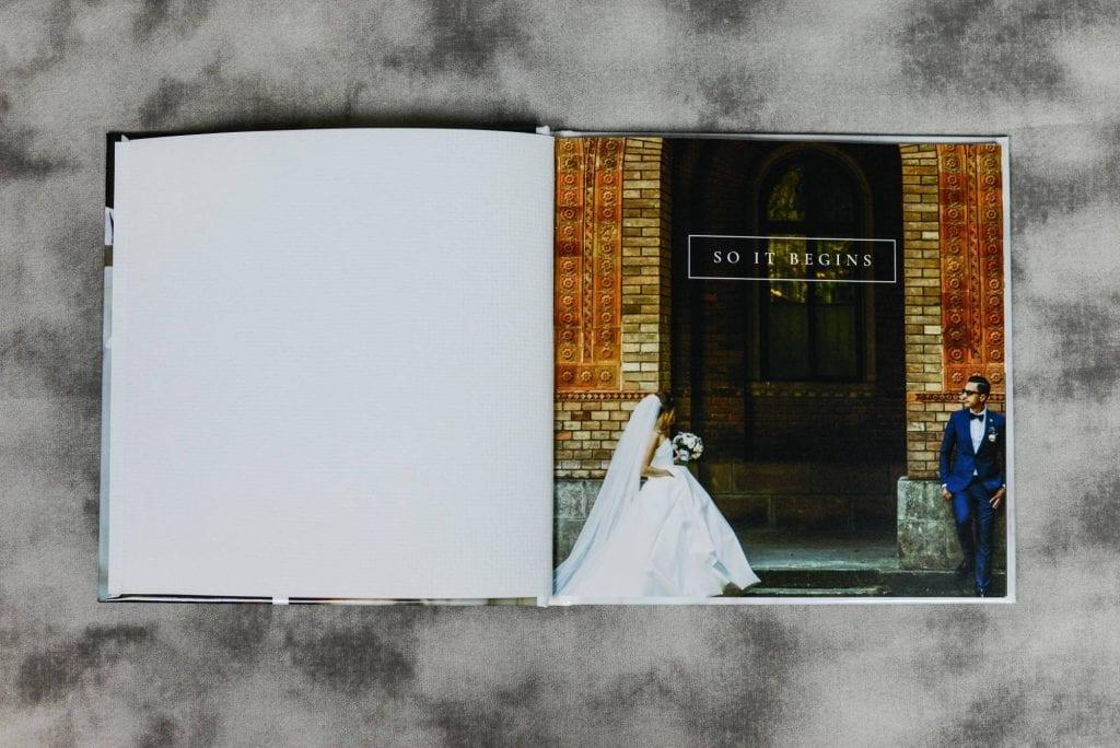 wedding budget photography album