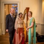 My Bollywood harp music