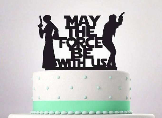 Wedding Cake Topper