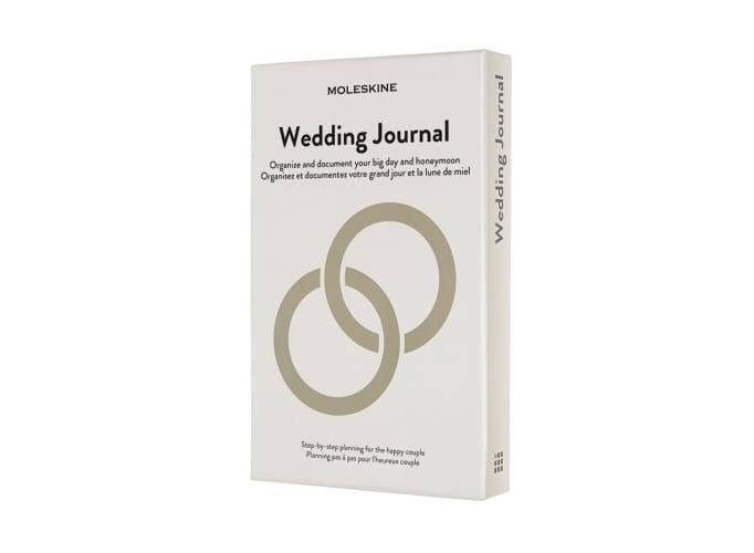 The Best Wedding Planner Books Moleskine 1