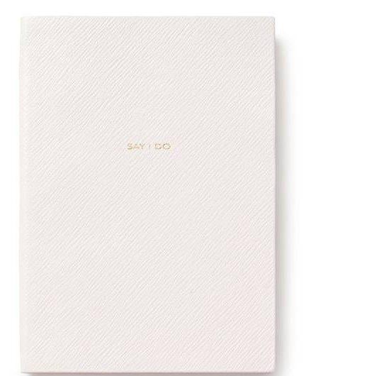 Wedding Planner Book Smythson