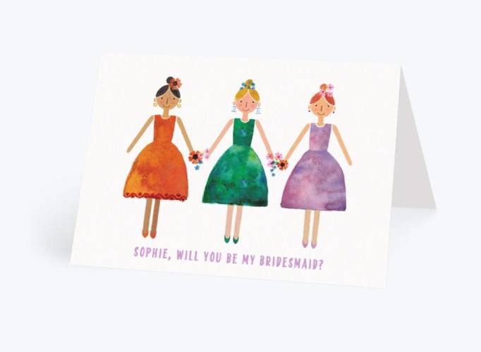 Will You Be My Bridesmaid question ideas