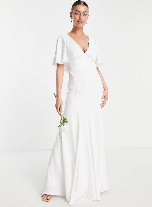 Colour Wedding Dresses