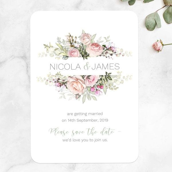 Save The Date Card Inspiration