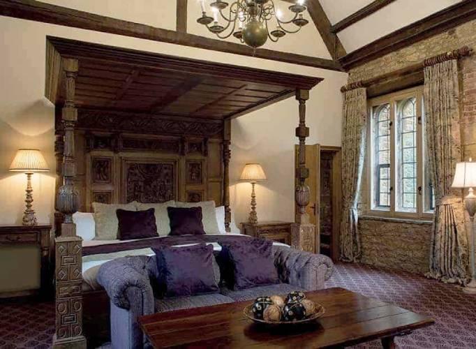 Fawsley Hall Wedding Venue accommodation