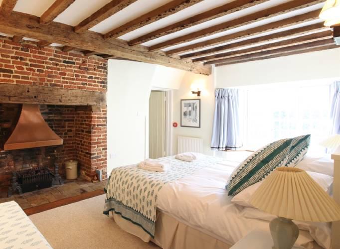 Hedingham Castle Wedding Venue Bedroom