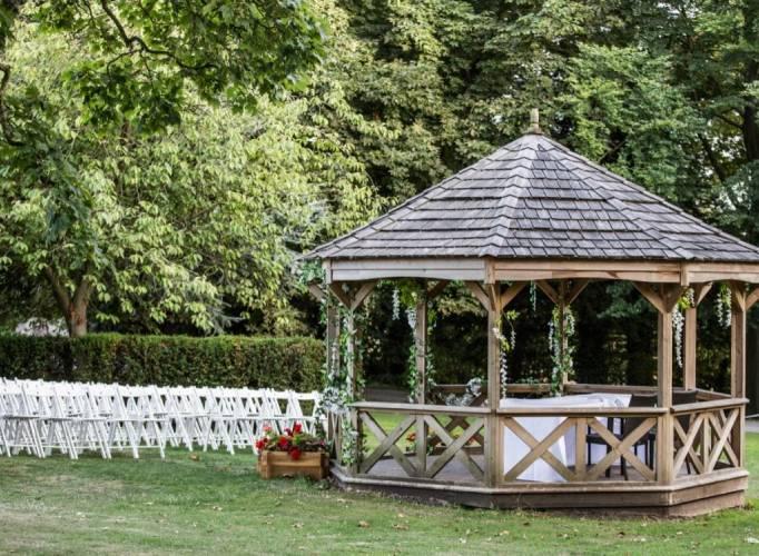 Outdoor Wedding Venues