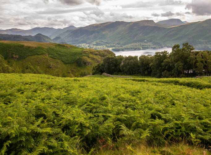 Romantic Places to Propose UK Derwentwater, Lake District