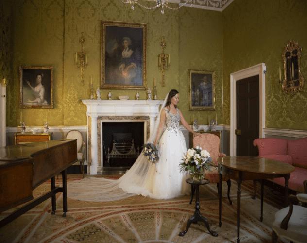 No 1 Royal Crescent wedding venue bath