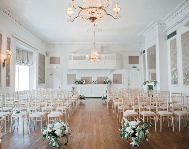 The George in Rye wedding venue