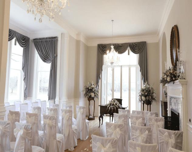 Hatfield Place wedding venue