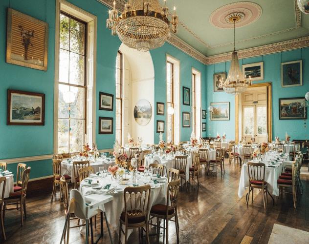 Walcot Hall