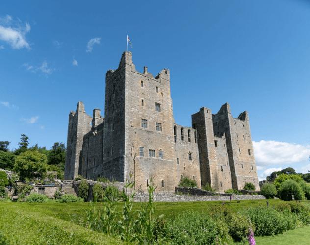 Bolton Castle Wedding Venue