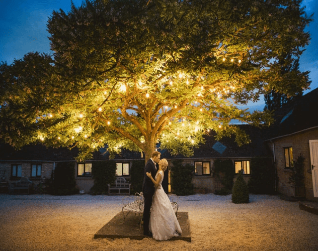 Merriscourt wedding venue oxfordshire