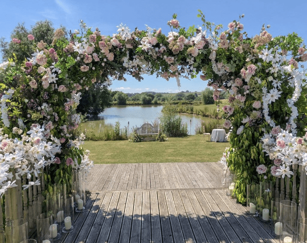Dyffryn Springs wedding venue