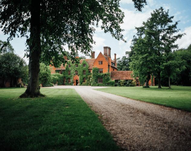 Woodhall Manor Wedding Venue Suffolk
