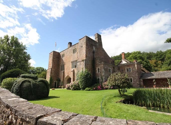 Bickleigh Castle Wedding Venue West Country