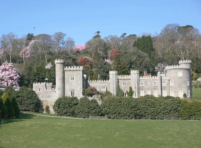 Caerhays Castle Wedding Venue West Country